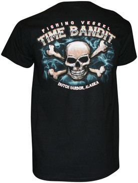 Time Bandit Smoke On The Water T-shirt