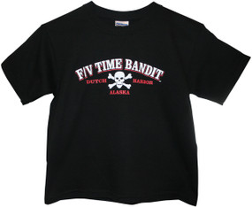 Youth F/V Time Bandit T-shirt