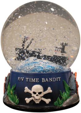 LIMITED EDITION F/V Time Bandit Snow Globe