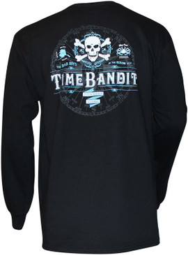 Men's Vintage Long Sleeved T-shirt