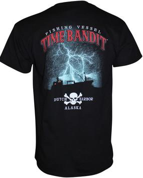 Time Bandit Lightning T-shirt