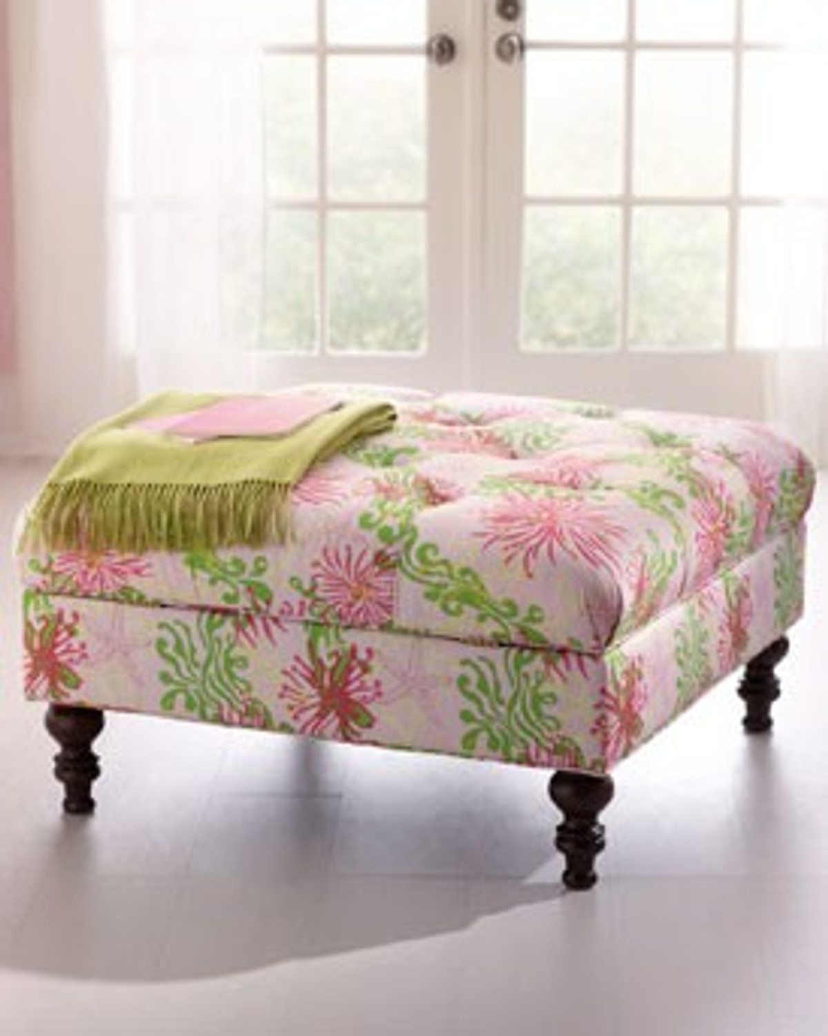 Bedroom in Lilly Pulitzer Bimini in Lilly Pink and Lilly Pulitzer ...