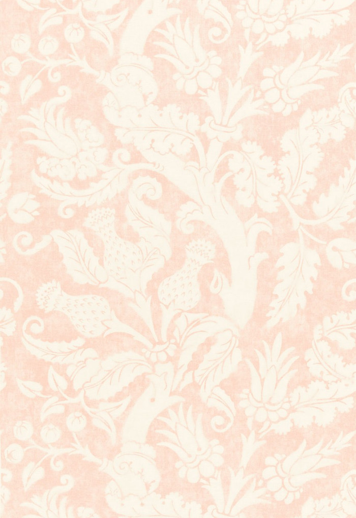 Schumacher Mary McDonald Villa de Medici Blush Conch