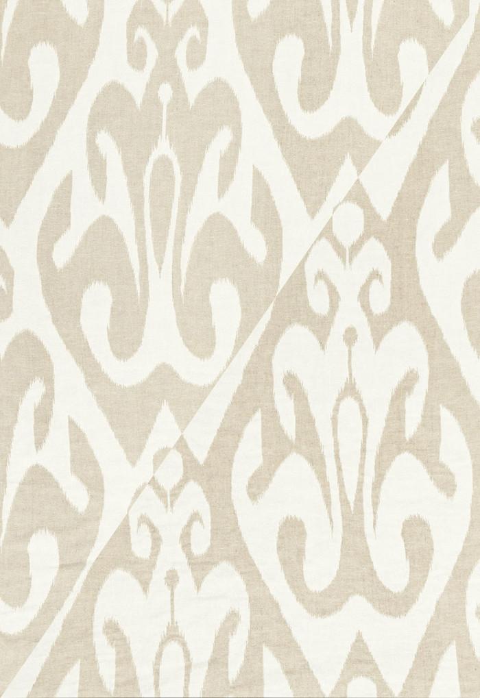 Schumacher Tokat Weave Linen Double Wide and Reversible