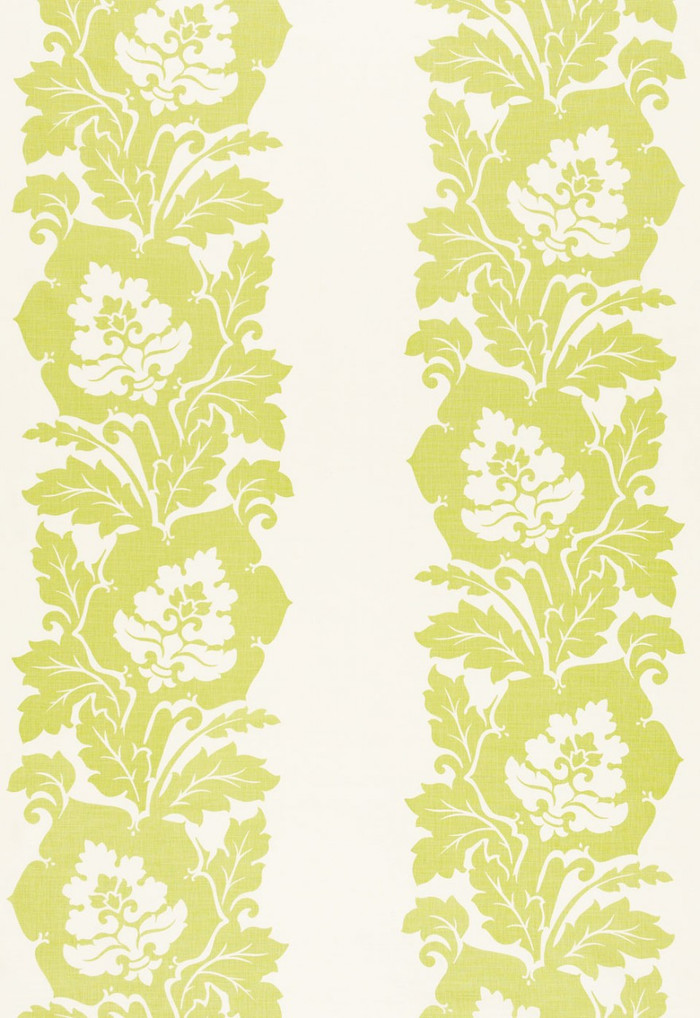 Schumacher Margate Damask Apple