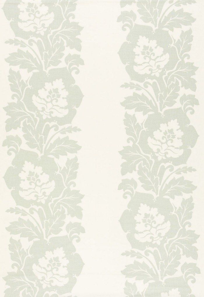 Schumacher Margate Damask Sky