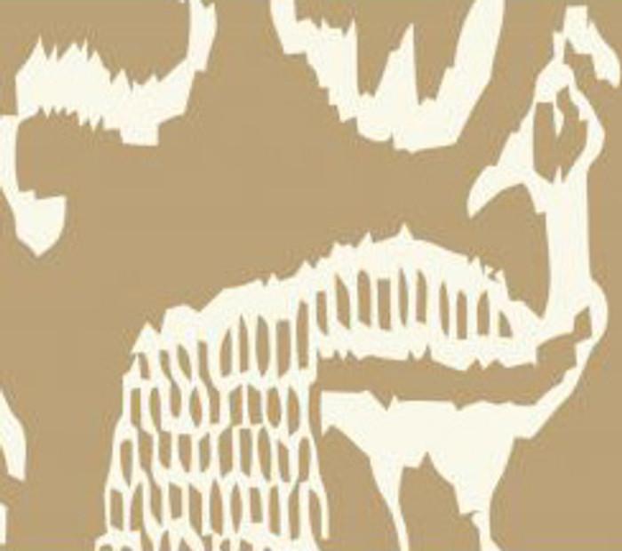 Quadrille China Seas Bali II Camel on Tint