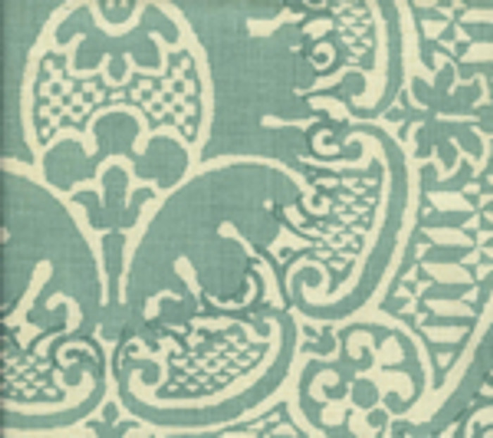 Quadrille Veneto in Teal