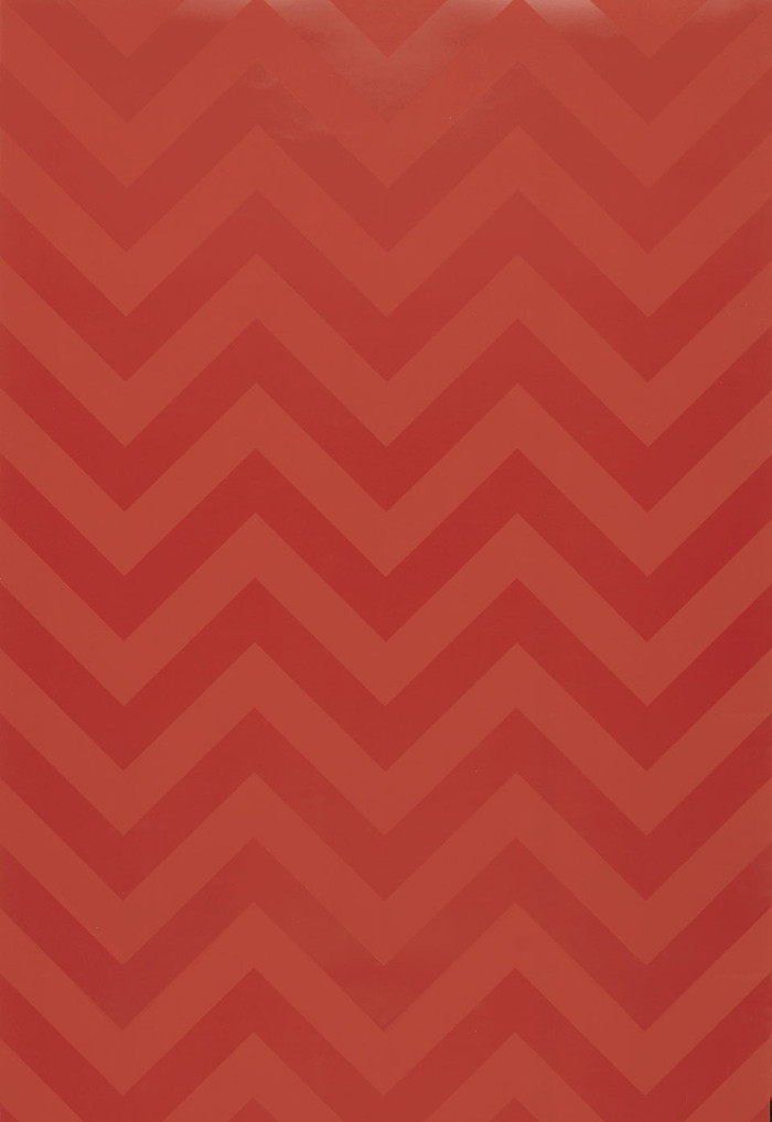 Schumacher Martyn Lawrence Bullard Wallpaper Fez in Pomegranate