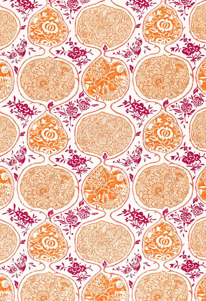 Schumacher Katsugi Tangerine & Berry