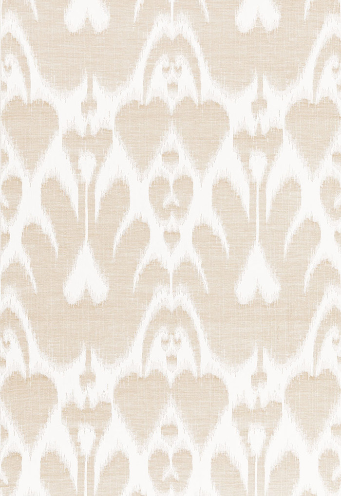 Lela Cotton Ikat Sand