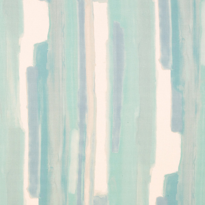 Miles Redd for Schumacher Watercolor in Celadon