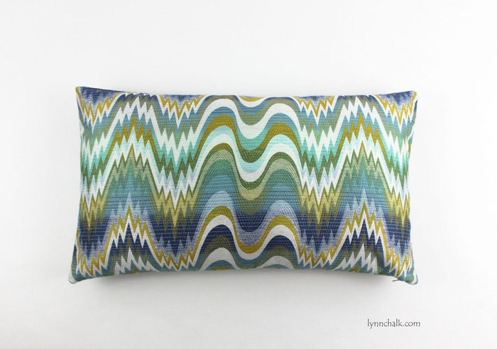 Jonathan Adler Acid Palm Pillow (14 X 24)