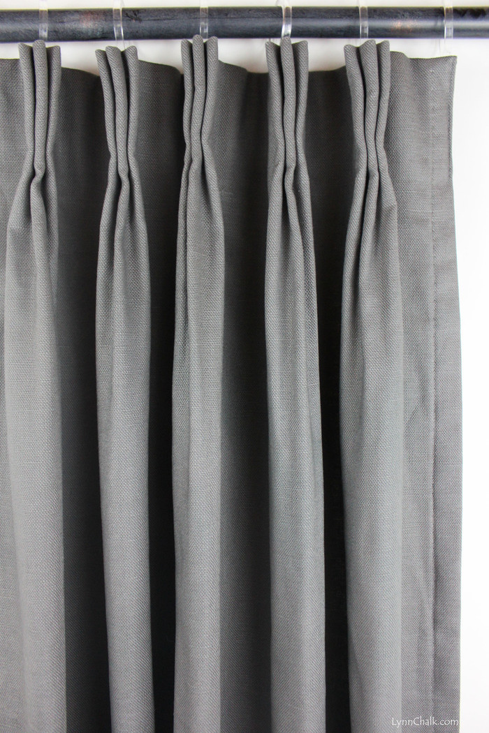 Drapes in Trend 01838 Quarry