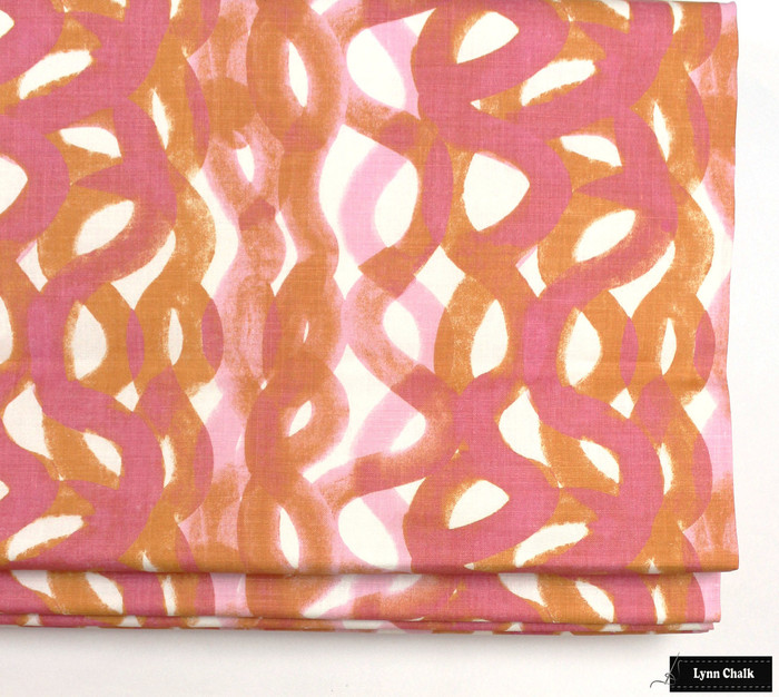 Christopher Farr Fathom Roman Shades (shown in Hot Pink - comes in other colors)