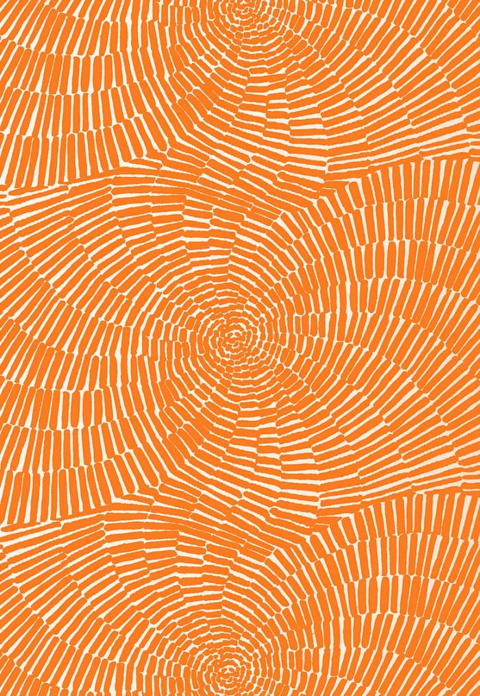Trina Turk Sonriza Print Orange
