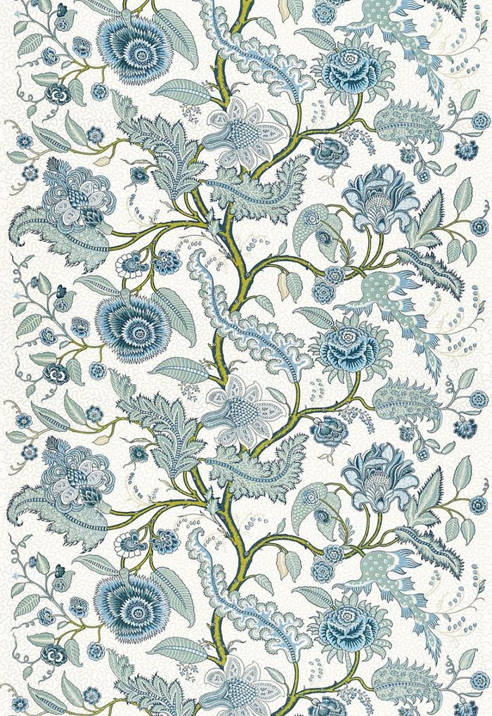 Martyn Lawrence Bullard Sinhala Linen Print 174812 Sky