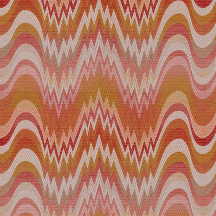Acid Palm - Nectar by Jonathan Adler for Kravet