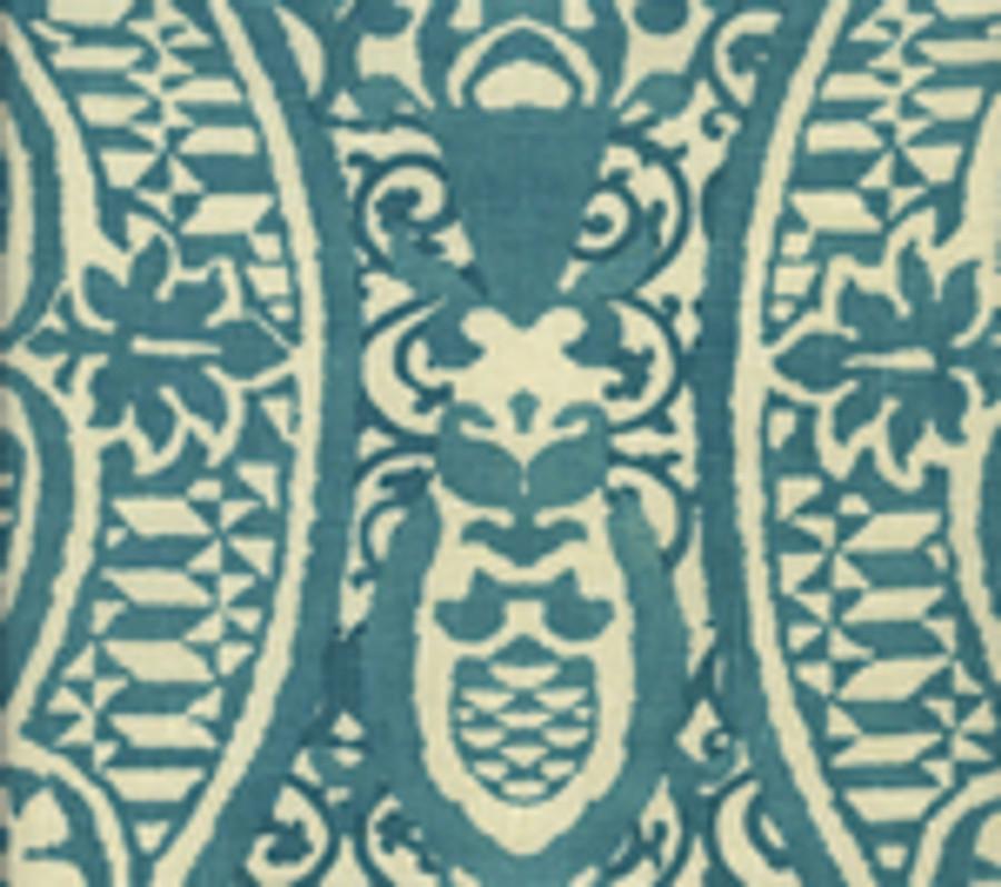 Quadrille Veneto in Dark Turquoise