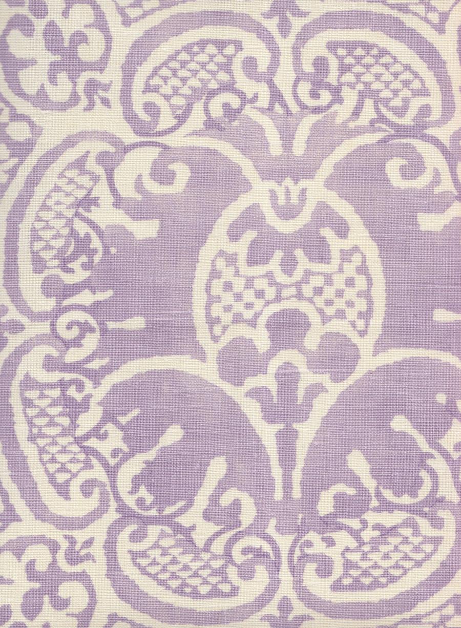 Quadrille Veneto Neutral Soft Windsor Blue on Tint