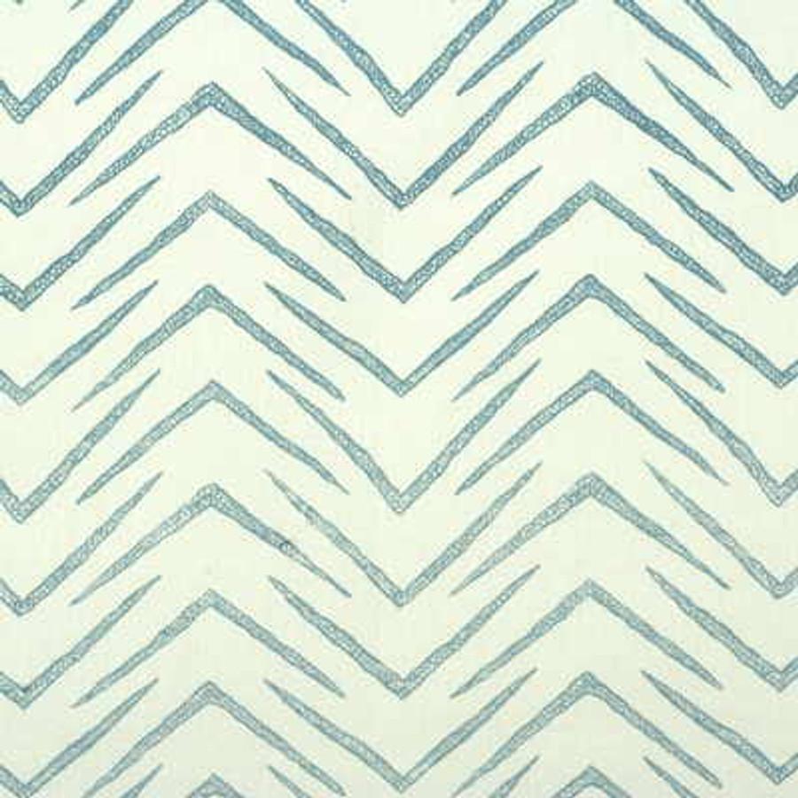 Groundworks Herringbone GWF-2620_115 White Sky LIght Blue