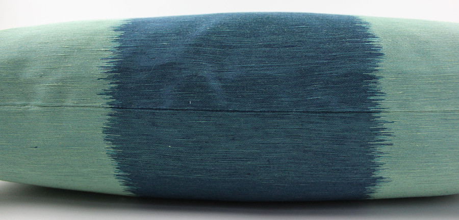 Celerie Kemble Bagan in Peacock (On Both Sides) Pillow Covers