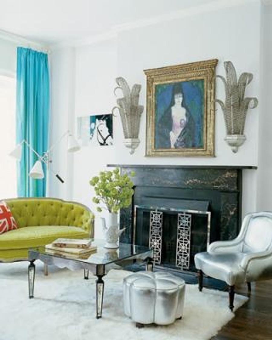 Kravet Dublin Drapeable Linen Turquoise