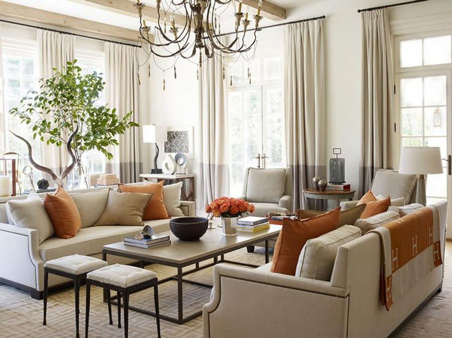 Room Designed by Suzanne Kasler