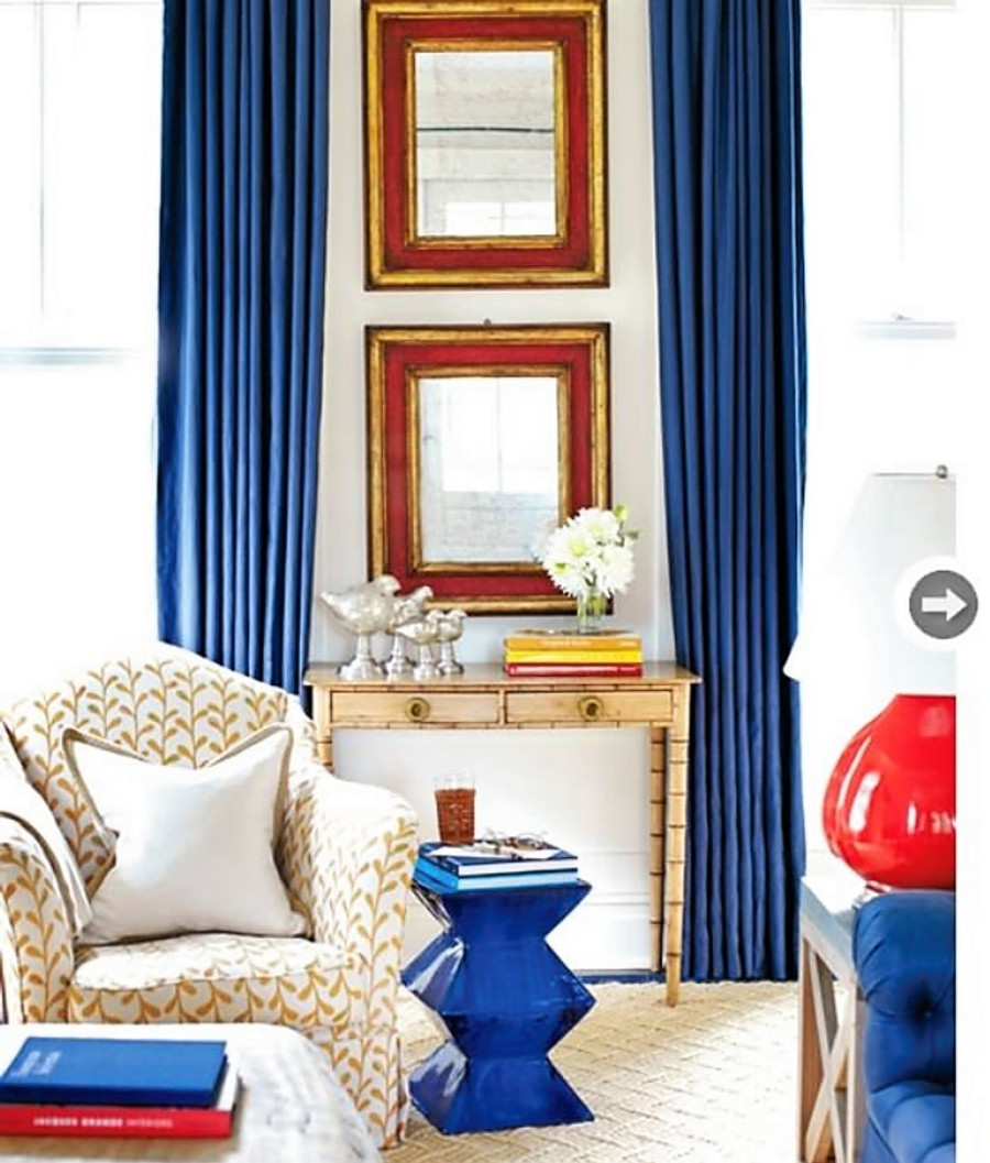 (Room Designed by Amanda Nesbit)