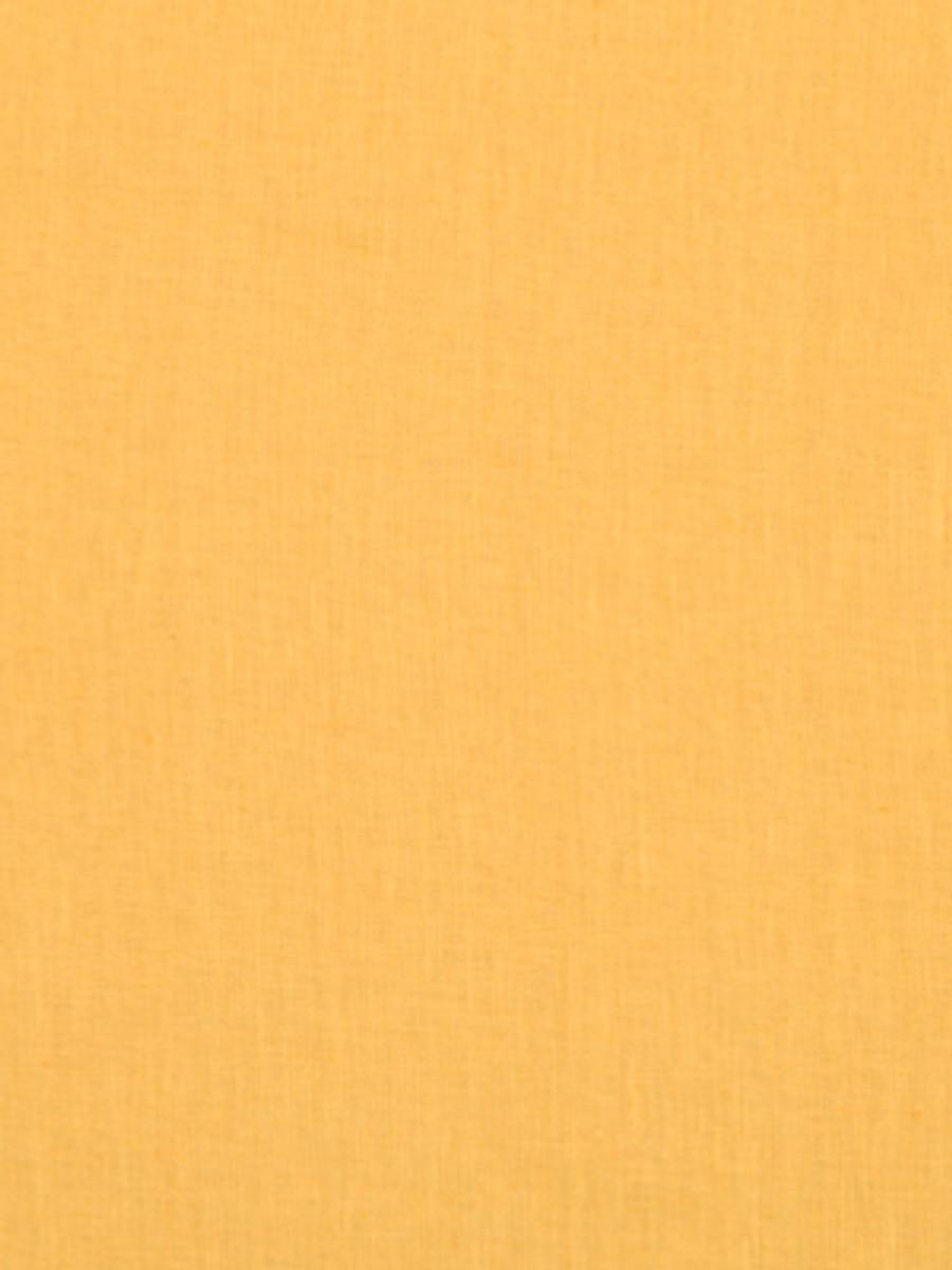 Milan Solid Linen Honeysuckle