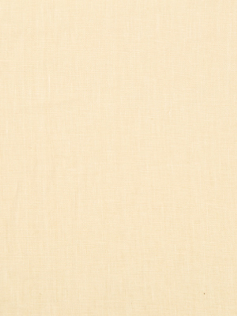 Milan Solid Linen Vanilla