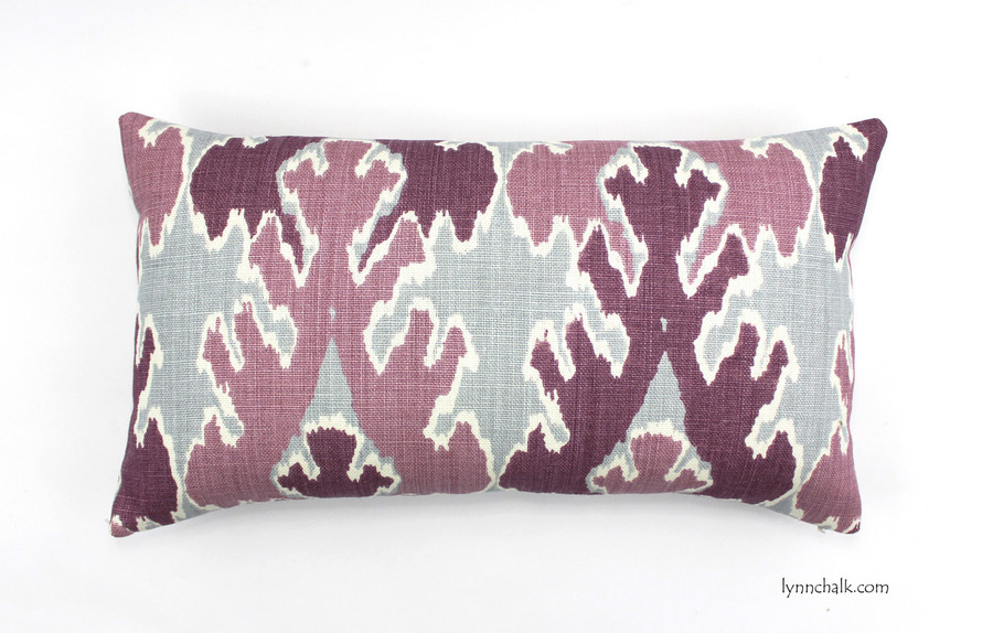 Kelly Wearstler Bengal Bazaar Custom Pillows in Teal (comes in 6 colors)