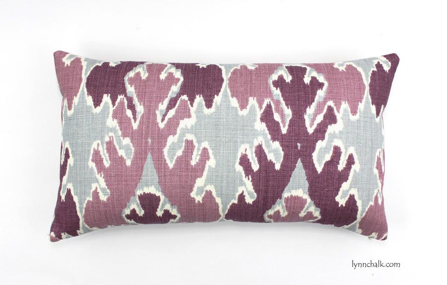 Kelly Wearstler Bengal Bazaar Custom Pillows in Teal (comes in 6 colors)