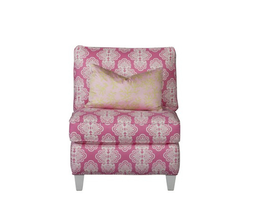 Chair Lilly Pulitzer Shell We Hotty Pink