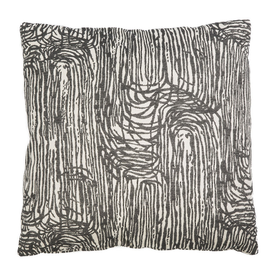 Pillow in Zuma in Black