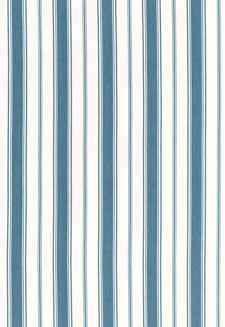 Branca Stripe in Prussian Blue