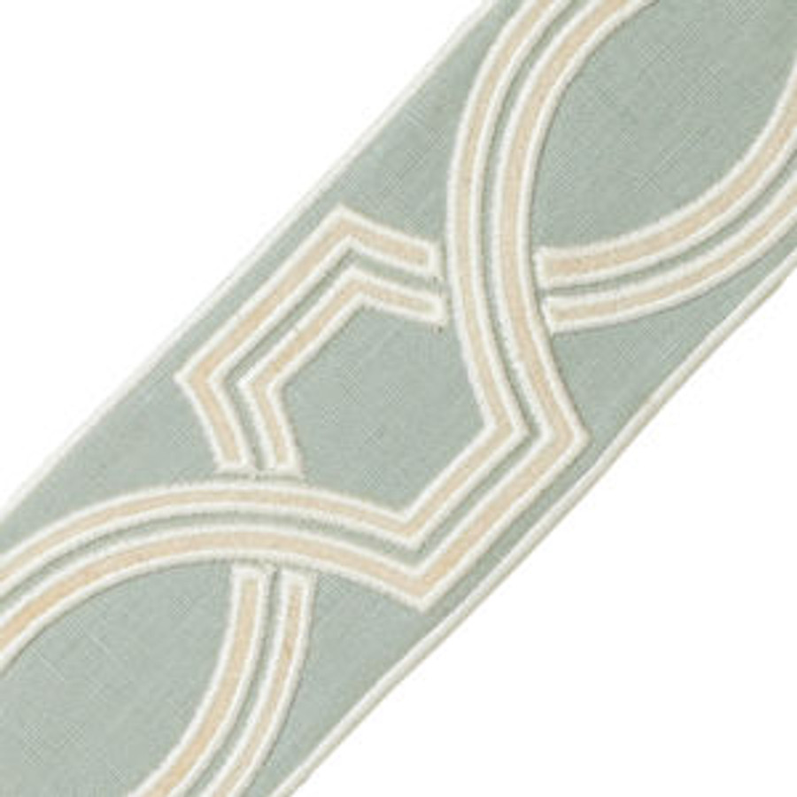 "Samuel & Sons 977 56199 23 Wedgewood 2.75"" Wide Trim"