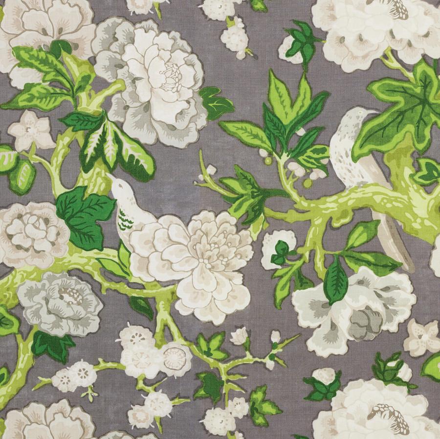 Bermuda Blossoms Slate 175872