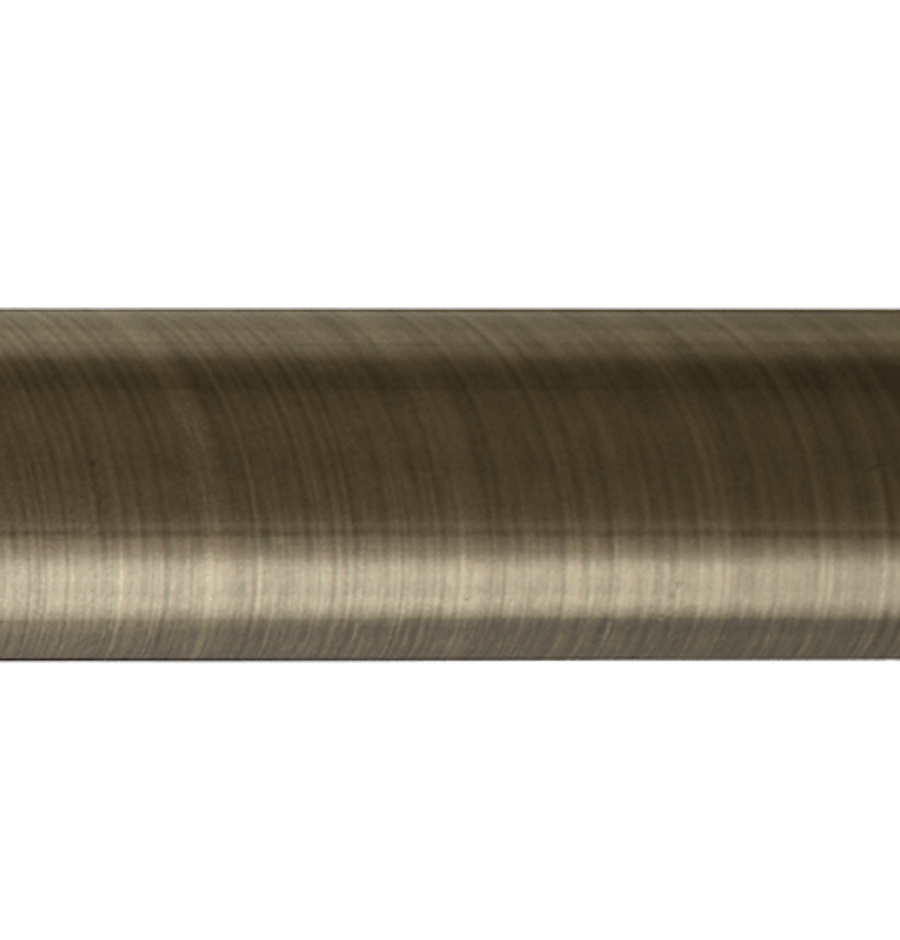 Pole in Antique Brass