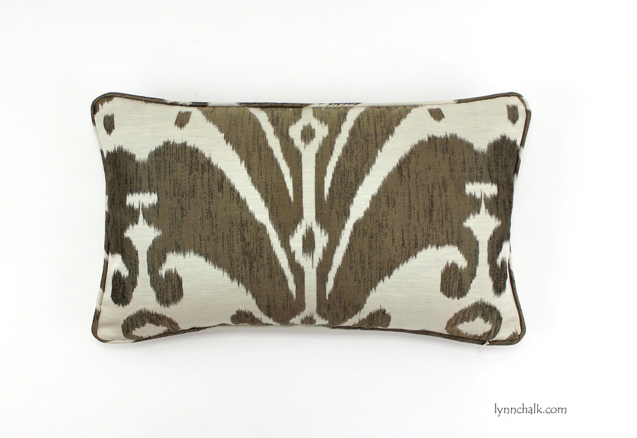 Dedar Ikat 12 X 20 Pillow in 9008/02