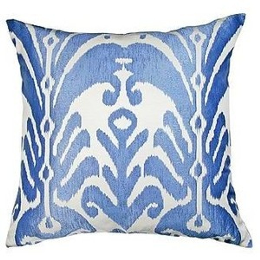 Dedar Ikat 26 X 26 Pillow in 9008/07