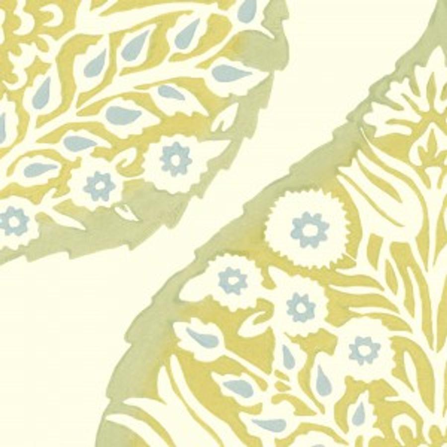 Lotus Wallpaper Fennel