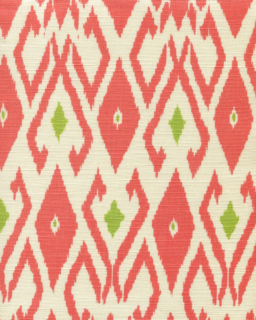 Lockan Coral/Jungle Green on Tint 8080 06