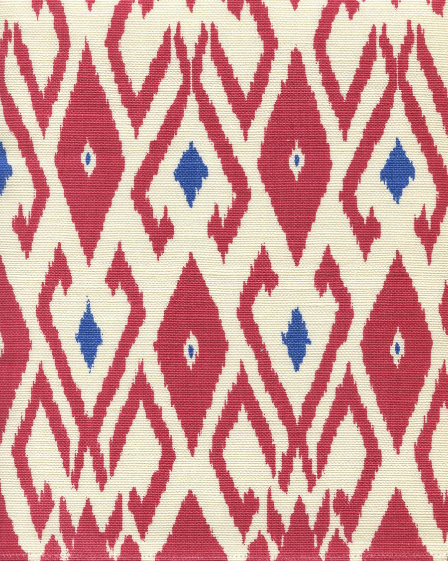 Lockan Red/Royal Blue on Tint 8080 08