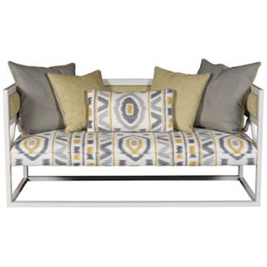 Cushion and Pillow in Thom Filicia Prospect-814 Shadow