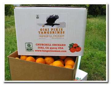 Certified organic Ojai Pixies in the money-saving 25-lb carton size.