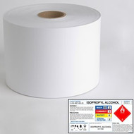 Primera CX1200 Premium GHS/BS5609 Approved White Matte Polyester Label Roll