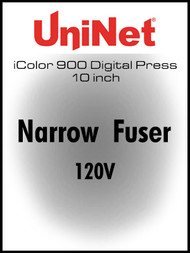 iColor 900 Digital Press 10 inch Narrow Fuser 120V