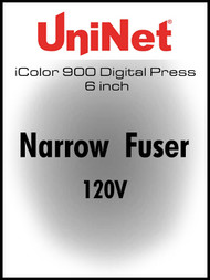 iColor 900 Digital Press 6 inch Narrow Fuser 120V