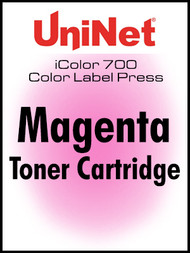 iColor 700 Digital Press Magenta toner cartridge